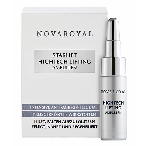 NOVAROYAL STARLIFT® HIGH-TECH LIFTINGOVÉ AMPULKY