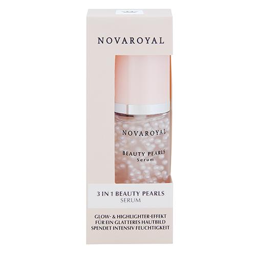 NOVAROYAL 3 in 1 Beauty Pearls Sérum